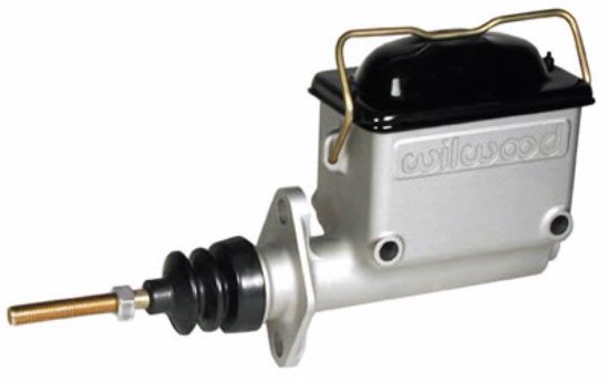 """NEW WILWOOD COMPACT MASTER CYLINDER,ALUM,REMOTE,3//4/"""""""