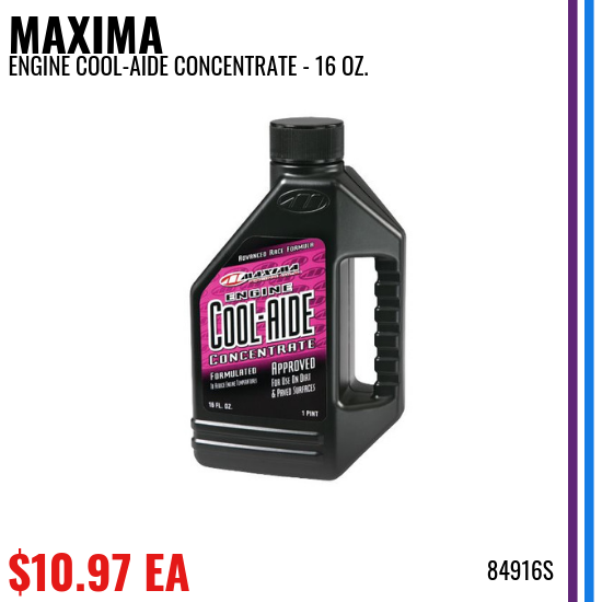 Maxima Engine Cool-aide Concentrate 16oz