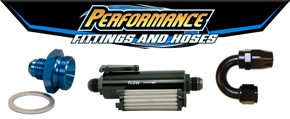 Performance Fittings and Hoses